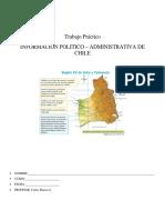 Trabajo Practico Historia 6 - POLITICO ADMINISTRATIVO