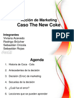 La Historia de New Coke