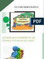 Chile Es Un País Democrático