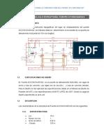 Cálculos de Puente de 18 m Con Vigas de Acero