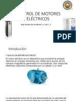 Control de Motores Eléctricos