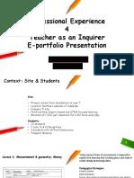 presentation1 no identity