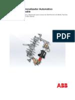 ABB - AutoLink – Seccionalizador Automático