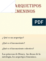 Los Arquetipos Femeninos Presentacion