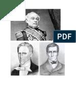 Presidentes 1830-1858