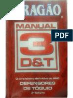 3D&T - Manual - Biblioteca Élfica.pdf