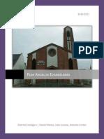 Plan de Evangelismo Anual Lock