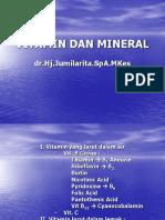 IKA. 4. b. dr Jumilarita-VITAMIN DAN MINERAL.ppt