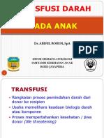 IKA. 19. a. dr Annet- Tranfusi Darah.ppt