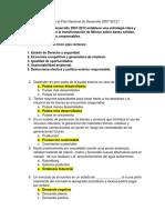 Examen U4 Desarrollo Sustentable