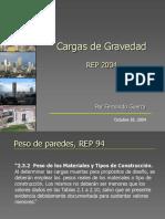 Ejemplo Calculo de Cargas