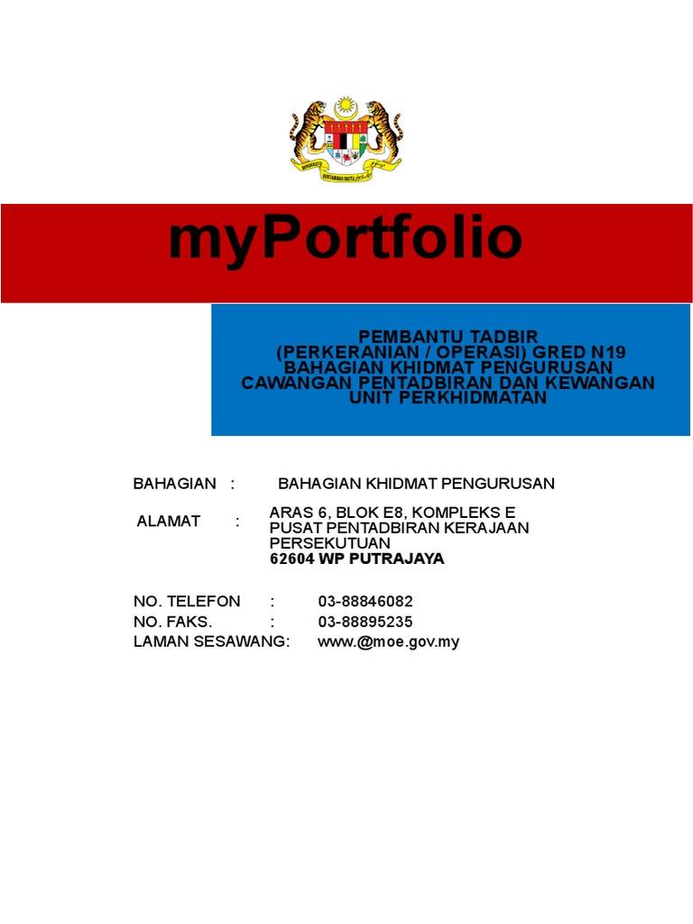 Myportfolio Pt Po N19