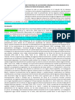 Medición de La Policentricidad Funcional de Las Regiones Urbanas de China Basadas en El Modelo de Redes de Bloqueo, 2006–15