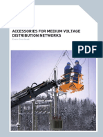 Accesories for Medium Voltage Distribution Network