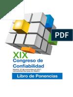 Ponencias Congreso Confiabilidad España 2017