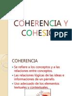 Cohesión y Coherencia