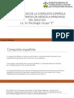 Consecuencias de La Conquista Española en Los Habitantes