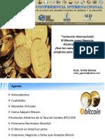 El Bitcoin Como Negocio_Alcance y Proyección VF