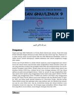 Panduan Pemasangan Debian 9