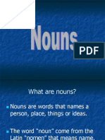 Presentation of Nouns