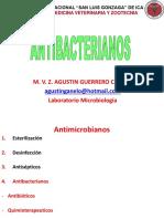 Clase 14 Antibacterianos 2018.Ppt FMVZ