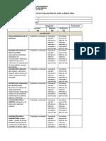 Pauta de Evaluación Caso Clinico Oral 2018 (1)