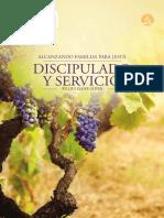 DISCIPULADO Y SERVICIO - MANUAL