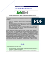 Ilo Safework Global Program