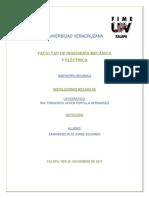 ANTOLOGIA INSTALACIONES MECANICAS
