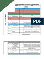 Programa de Exposiciones - Comisión de Saberes Ancestrales - VIII Congreso Mundial Sobre Camélidos