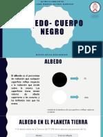 A9 Albedo-Cuerpo Negro