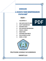 Cover Sosiologi