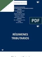 regimenes tributarios1