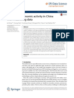 Measuring economic activity in China