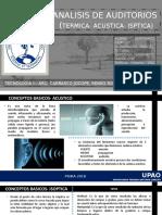 Analasis de Auditorios-tecno2