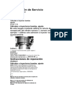 calibracion de valvulas e inyector bomba motor D12D VOLVO.doc