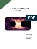 Investigación mecánica cuántica