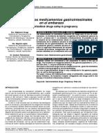Seguridad de Los Medicamentos Gastrointestinales