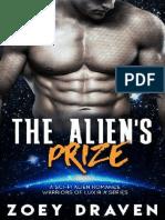 Zoey Draven_01 - The Alien´s Prize