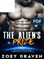 Zoey Draven_01 - The Alien´s Prize