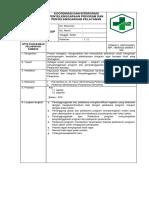 1. SOP Koordinasi Dan Integrasi Penyelenggaraan Program Dan Pelayanan OKEEE