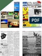 "Kuta Weekly-Edition 203 ""Bali""s Premier Weekly Newspaper"""