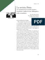 Revista Fenix