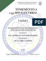 MANTENIEMENTO A EQUIPO ELÉCTRICO.docx