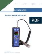 MANUAL ADASH VIBRIO 4900