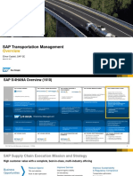SAP TM Overview