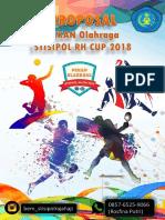 Proposal Pekan Olahraga STISIPOL RH CUP 2018