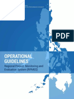 RPMES Operational Guidelines