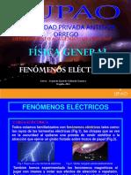 FENOMENOS ELÉCTRICOS