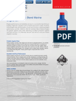 AMSOIL 25W40 SyntheticBlend Marine Engine Oil WCM